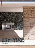 Mies van der Rohe - The built work (eBook, PDF)