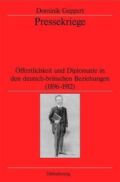 Pressekriege (eBook, PDF) - Geppert, Dominik