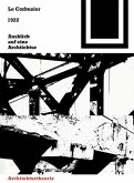 1922 - Ausblick auf eine Architektur (eBook, PDF)