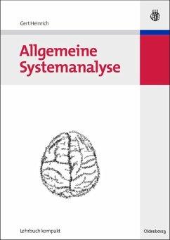 Allgemeine Systemanalyse (eBook, PDF) - Heinrich, Gert