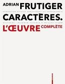 Adrian Frutiger - caractères (eBook, PDF)