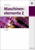 Maschinenelemente 2 (eBook, PDF)