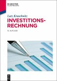 Investitionsrechnung (eBook, ePUB)