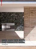 Mies van der Rohe. Das gebaute Werk (eBook, PDF)