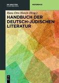 Handbuch der deutsch-jüdischen Literatur (eBook, PDF)