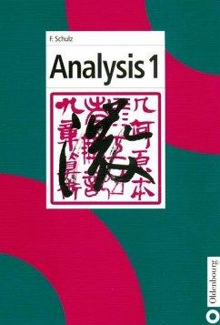 Analysis 1 (eBook, PDF) - Schulz, Friedmar