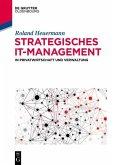 Strategisches IT-Management in Privatwirtschaft und Verwaltung (eBook, PDF)