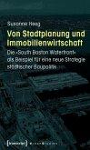 Von Stadtplanung und Immobilienwirtschaft (eBook, PDF)