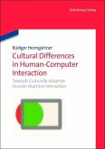 Cultural Differences in Human-Computer Interaction (eBook, PDF)