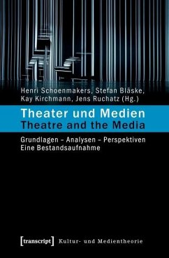 Theater und Medien / Theatre and the Media (eBook, PDF)