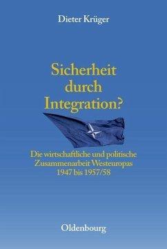 Sicherheit durch Integration? (eBook, PDF) - Krüger, Dieter