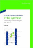 VHDL-Synthese (eBook, PDF)