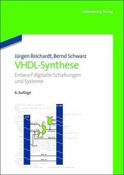 VHDL-Synthese (eBook, PDF) - Schwarz, Bernd; Reichardt, Jürgen