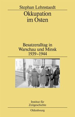 Okkupation im Osten (eBook, PDF) - Lehnstaedt, Stephan