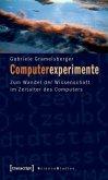 Computerexperimente (eBook, PDF)
