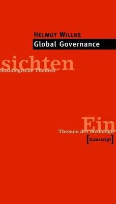 Global Governance (eBook, PDF) - Willke, Helmut