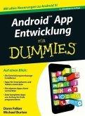Android App Entwicklung für Dummies (eBook, ePUB)