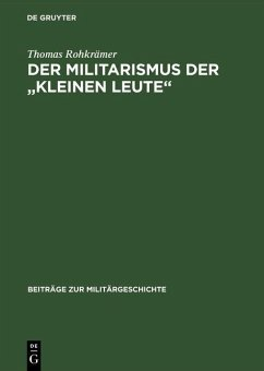 Der Militarismus der