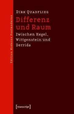 Differenz und Raum (eBook, PDF) - Quadflieg, Dirk