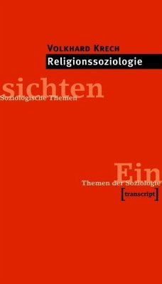 Religionssoziologie (eBook, PDF) - Krech, Volkhard