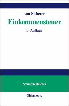 Einkommensteuer (eBook, PDF) - Sicherer, Klaus von
