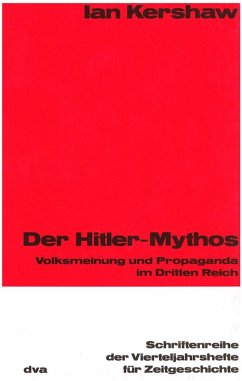 Der Hitler-Mythos (eBook, PDF) - Kershaw, Ian
