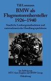 BMW als Flugmotorenhersteller 1926-1940 (eBook, PDF)
