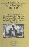 """Der """"Volkskörper"""" im Krieg (eBook, PDF)"""