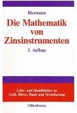 Die Mathematik von Zinsinstrumenten (eBook, PDF)