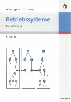 Betriebssysteme (eBook, PDF) - Siegert, Hans-Jürgen; Baumgarten, Uwe