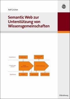 Semantic Web zur Unterstützung von Wissensgemeinschaften (eBook, PDF) - Grütter, Rolf