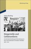 Bürgerwille und Gebietsreform (eBook, PDF)