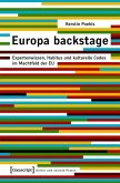 Europa backstage (eBook, PDF)