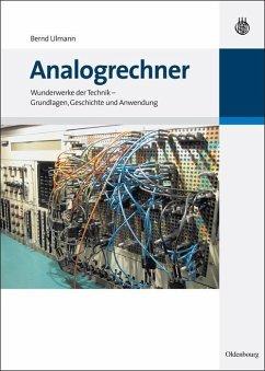 Analogrechner (eBook, PDF) - Ulmann, Bernd