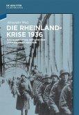 Die Rheinlandkrise 1936 (eBook, ePUB)