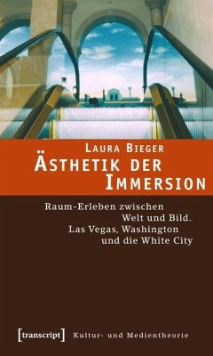 Ästhetik der Immersion (eBook, PDF) - Bieger, Laura