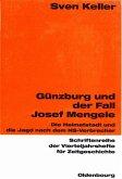 Günzburg und der Fall Josef Mengele (eBook, PDF)