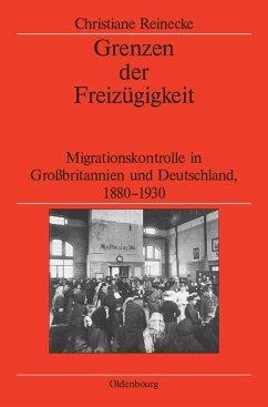 Grenzen der Freizügigkeit (eBook, PDF) - Reinecke, Christiane