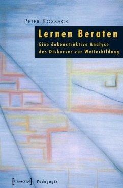 Lernen Beraten (eBook, PDF) - Kossack, Peter