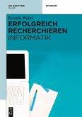 Erfolgreich recherchieren - Informatik (eBook, PDF)