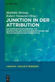 Junktion in der Attribution (eBook, ePUB)