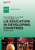 LIS Education in Developing Countries (eBook, ePUB)