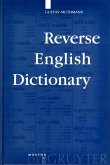 Reverse English Dictionary (eBook, PDF)
