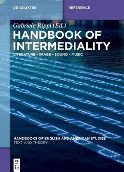 Handbook of Intermediality (eBook, PDF)