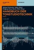 Handbuch der Tonstudiotechnik (eBook, PDF)