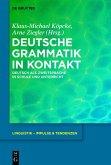 Deutsche Grammatik in Kontakt (eBook, ePUB)