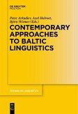 Contemporary Approaches to Baltic Linguistics (eBook, PDF)