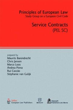 Service Contracts (eBook, PDF)