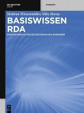 Basiswissen RDA (eBook, PDF)
