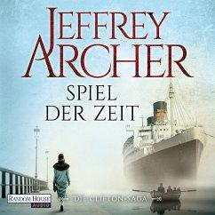 Spiel der Zeit / Clifton-Saga Bd.1 (MP3-Download) - Archer, Jeffrey